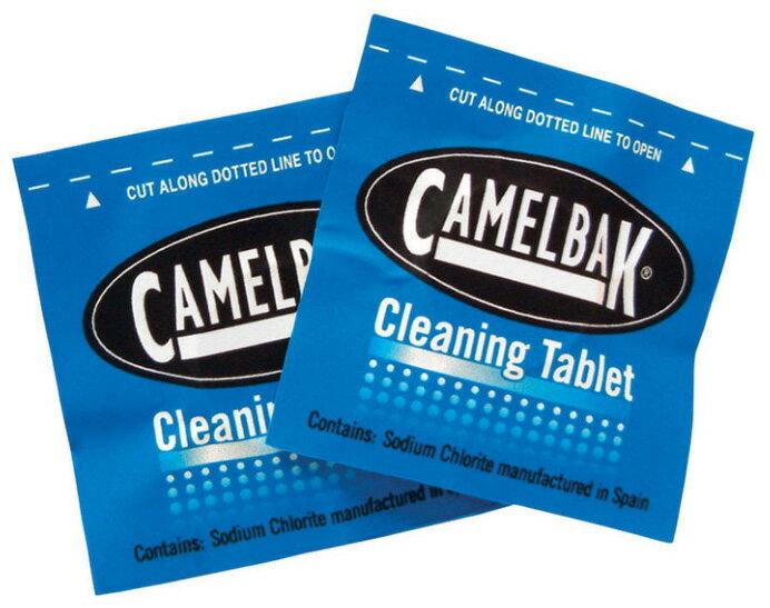 【鄉野情戶外用品店】 Camelbak |美國| 水袋清潔錠-2入/吸管水袋清潔包/CB60061A