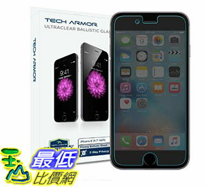 [美國直購] 保護膜 iPhone 6 Plus Glass Screen Protector Tech Armor Privacy Ballistic Glass iPhone 6 Plus (5...