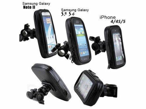 機車防水包+支架 保護套 摩托車 防水袋 GPS 導航 錢包 手機 防水包 行車紀錄器 自行車 防水車架 行車記錄器