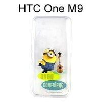 小小兵手機殼及配件推薦到小小兵透明軟殼 [OVER] HTC One M9 / S9【正版授權】就在利奇通訊推薦小小兵手機殼及配件