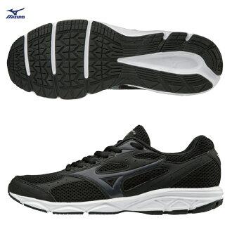K1GA180352(黑)一般型鞋款 MIZUNO SPARK 男慢跑鞋 S【美津濃MIZUNO】├【1101-1130】單筆訂單滿700折100★結帳輸入序號『loveyou-beauty』┤