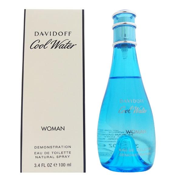 Davidoff 大衛杜夫 冷泉女性淡香水100ml Tester環保包裝 《Belle倍莉小舖》