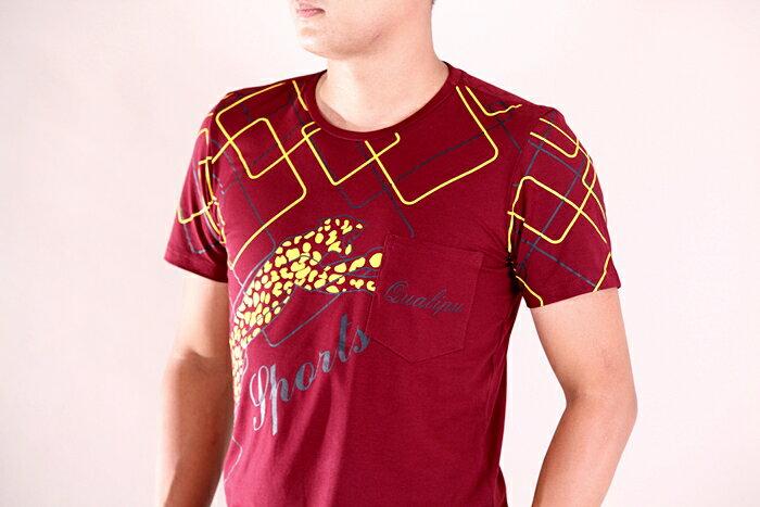 【CS衣舖 】韓系 合身版 萊卡彈力 短袖T恤 3109 2