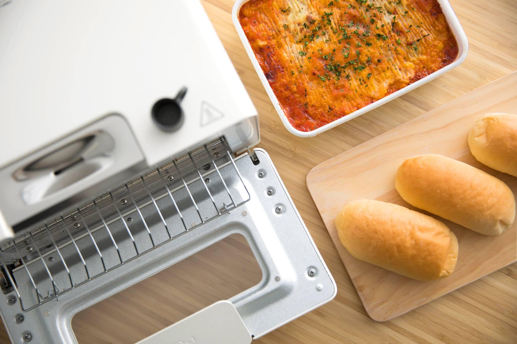 【日本BALMUDA】The Toaster 蒸氣烤麵包機K01J 原廠公司貨【滿3000送10%點數】 7