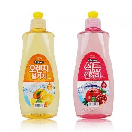 韓國Sandokkaebi洗碗精500g【櫻桃飾品】【27357】