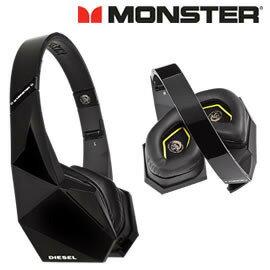 志達電子 129559 Diesel VEKTR MonsterR 魔聲 MONSTER X DIESEL 攜手打造 VEKTR 耳罩式耳機
