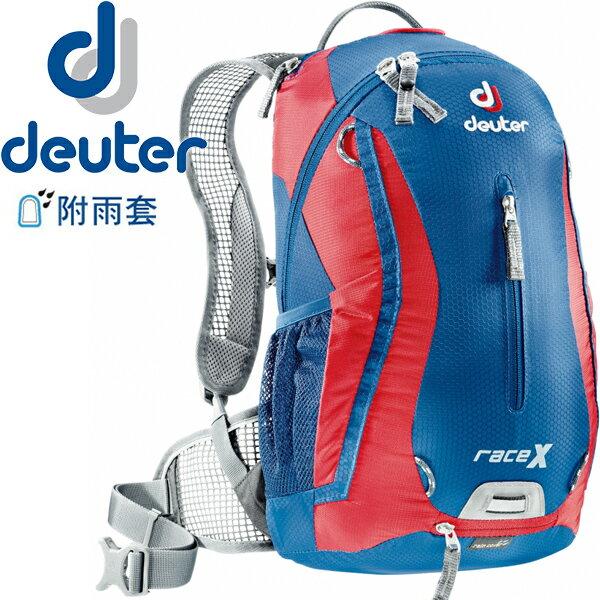 【露營趣】中和 德國 deuter 32123 Race X 12L 自行車背包 單車背包 登山背包 旅遊背包