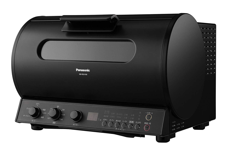 日本公司貨 Panasonic 國際牌  NB-RDX100 360度迴轉 烤箱 烤麵包機 燻烤爐 360自轉式烤箱燻烤爐  脫臭減煙 日本必買代購