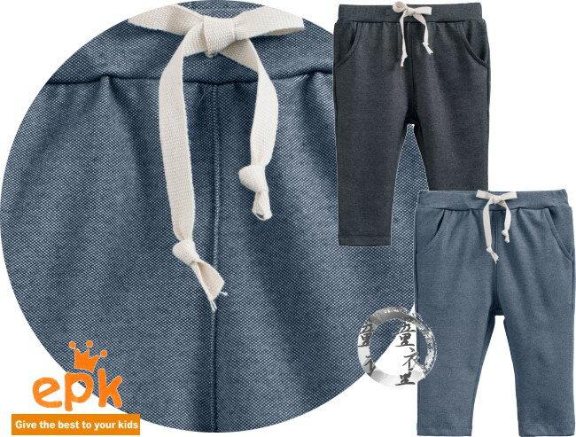 童衣圓~F160~F160彈性小童褲 epk 薄棉 軟綿 彈性綿 透氣 仿牛仔 百搭 內搭