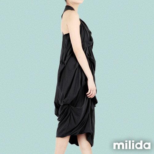 【Milida,全店七折免運】-春夏商品-無袖款-露背小禮服 7