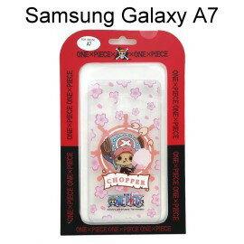 海賊王透明軟殼 Samsung A700Y Galaxy A7 [棉花糖] 喬巴 航海王保護殼【正版授權】