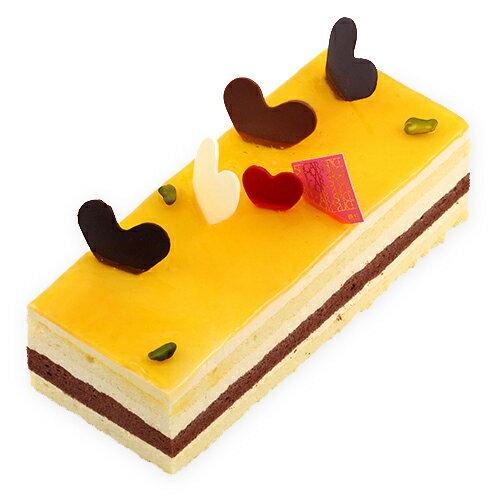 【糖村】巧克力芒果慕斯