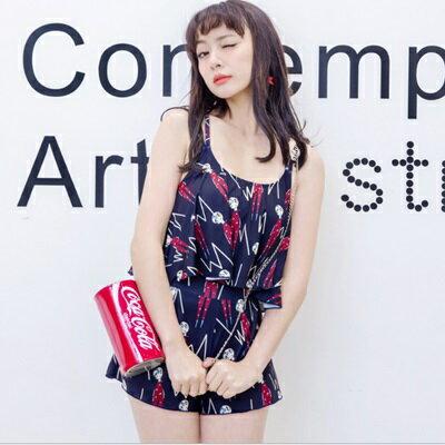 比基尼三件式泳裝-日韓時尚甜美流行女泳衣3色73mb32【獨家進口】【米蘭精品】