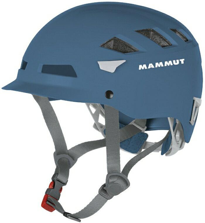 Mammut 長毛象 頭盔/岩盔 El Cap Helmet 2220-00090 5588安大略藍 瑞士長毛象/台北山水