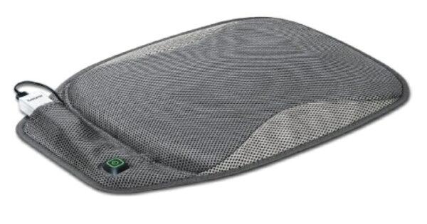 德國博依行動保暖熱敷墊-坐敷二用款HK47TOGO,加送行動電源一顆(3000mAh)