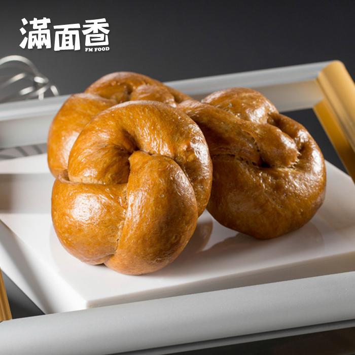 【滿面香】沖繩黑糖手工饅頭 - 4顆入