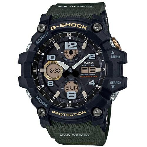 CASIOG-SHOCK時間悍將勇者運動腕錶GSG-100-1A3DR