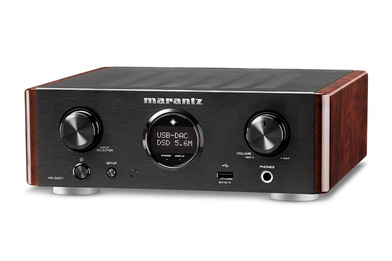 <br/><br/>  HD-DAC1 Marantz 耳機擴大機 / USB DAC 最高24BIT/192KHZ 支援DSD<br/><br/>