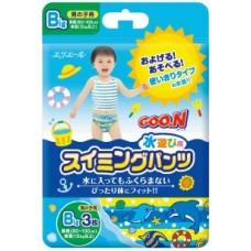 『121婦嬰用品館』大王 戲水褲(男) XL -3入