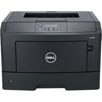 Dell B2360D Laser Printer - Monochrome - 1200 x 1200 dpi Print - Plain Paper Print - Desktop - 40 ppm Mono Print - 300 sheets Standard Input Capacity - 80000 Duty Cycle - Automatic Duplex Print - USB 1