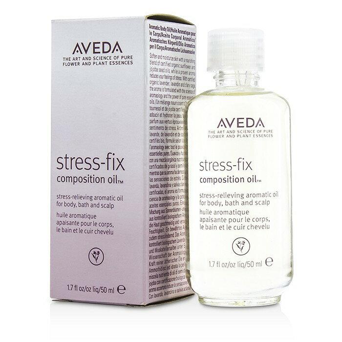 草莓網Strawberrynet Aveda 肯夢 寧 紓壓護理精華油 Stress Fix Composition Oil  50ml/ 1.7oz