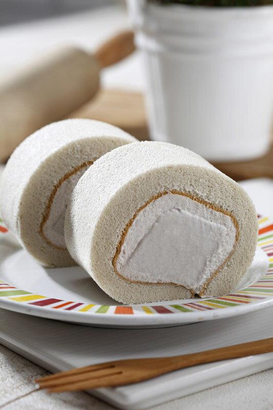 聖保羅烘焙花園 芋頭奶凍捲