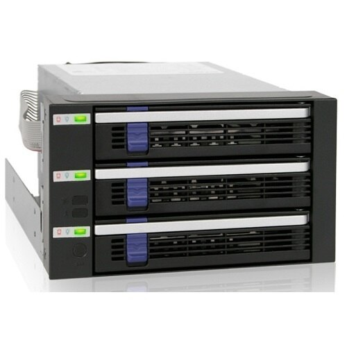 ICY DOCK 3轉2內接SATA模組-MB153SP~B