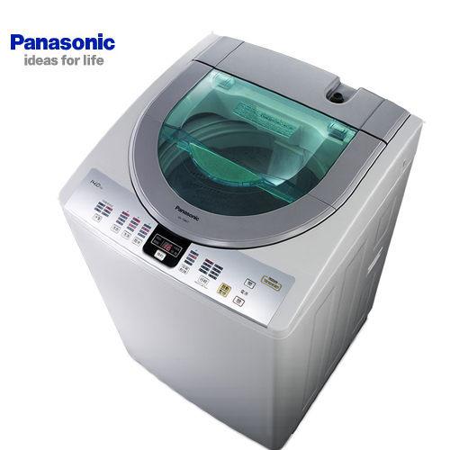 Panasonic 國際 14KG 洗衣機 NA-158VT-H  【零利率】※熱線07-7428010