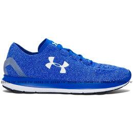 Shoes UNDER ARMOUR 慢跑鞋 Speedform Slingride 藍白 編織 男生