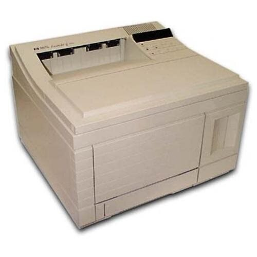 HP Laserjet 4 Plus Monochrome Laser Printer C2037A 0