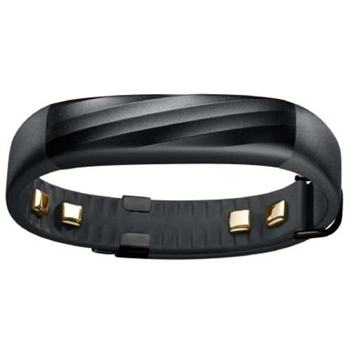 Jawbone Up4 Heart Rate Activity Sleep Tracker (Black Twist) JB-UP4-BLACKTWIST