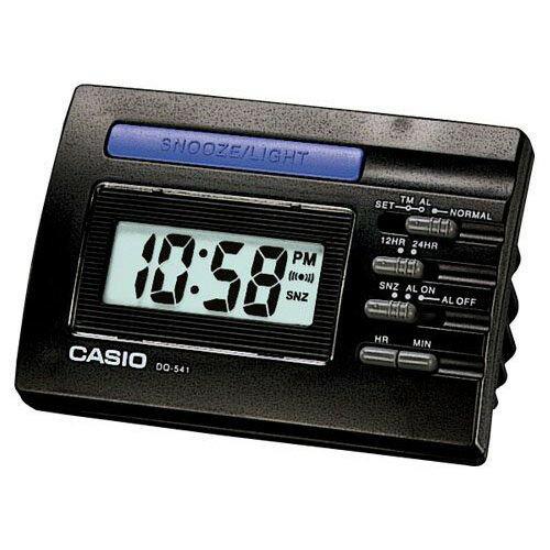 CASIO卡西歐‧數字型電子鬧鐘DQ-541/D