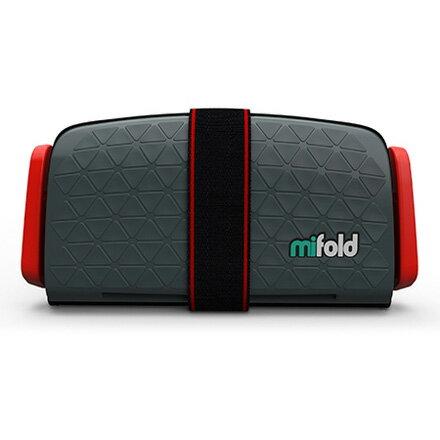 美國mifold隨身安全座椅汽座-深灰色(4-12歲適用)【悅兒園婦幼生活館】