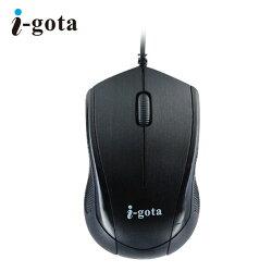i-gota M-431 綠光節能省電滑鼠 USB高感度節能光學鼠