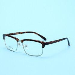 ★眼鏡框方框眼鏡鏡架-文藝時尚舒適輕盈男女平光眼鏡8色73oe61【獨家進口】【米蘭精品】