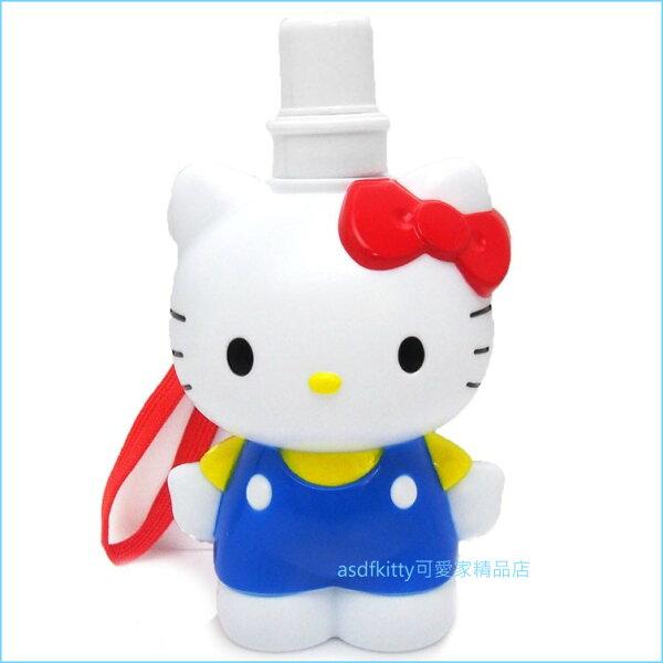 asdfkitty可愛家☆KITTY造型直飲水壺-500ML-日本正版商品