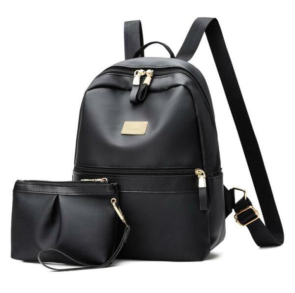 甜心小舖♥防潑水尼龍附小包後背包♥韓版背包書包旅行包休閒包包包