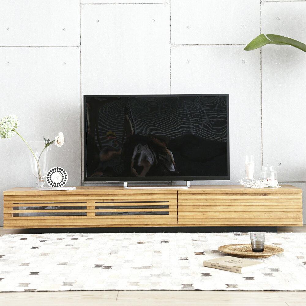 【日本品牌MODERN DECO】Trista翠絲特南洋風6尺電視櫃 / 2色 / H&D東稻家居 / 好窩生活節 4