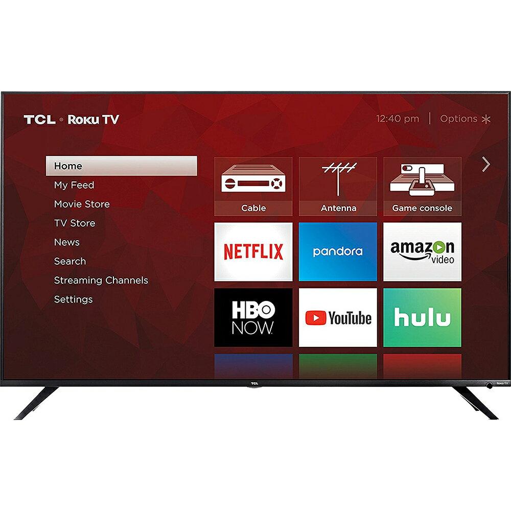 4e8167dcfa8 BUYDIG  TCL 65R617 65 Class 6-Series 4K HDR Roku Smart TV (2018 ...