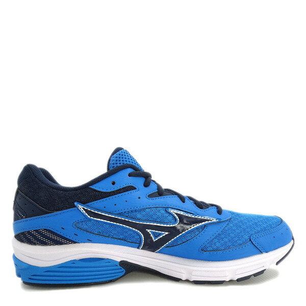 Mizuno Wave Surge [J1GC171318] 男鞋 運動 走路 跑步 氣墊 避震 休閒 美津濃 深藍 1