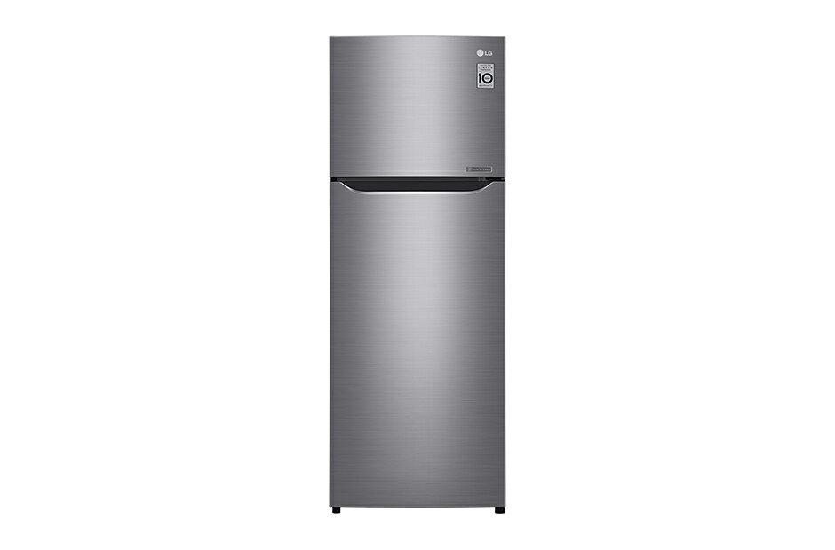 LG樂金 208公升【GN-L297SV】 直驅變頻上下門冰箱【冠軍電器】