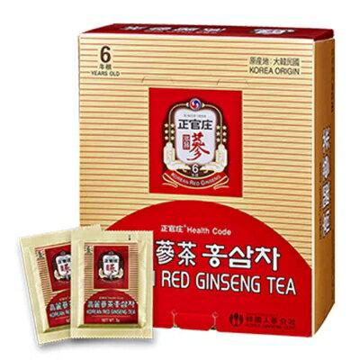 樂寶家:【正官庄】高麗蔘茶(3g包x50包盒)免運費李棟旭代言及太陽的後裔韓國進口美容飲品膠原蛋白滋補聖品【樂寶家】