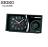 SEIKO CLOCK 可口可樂聯名 滑動式秒針 音樂鬧鐘 QHP901K 黑 / 15x7.5cm 0