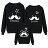 ◆快速出貨◆親子裝 成人 兒童 現貨充足 刷毛T恤 甜蜜蜜 暖呼呼 獨家 圓領 團體服 班服 家族 MIT台灣製.大大翹鬍子IYOU 【YS0510】可單買.艾咪E舖 2