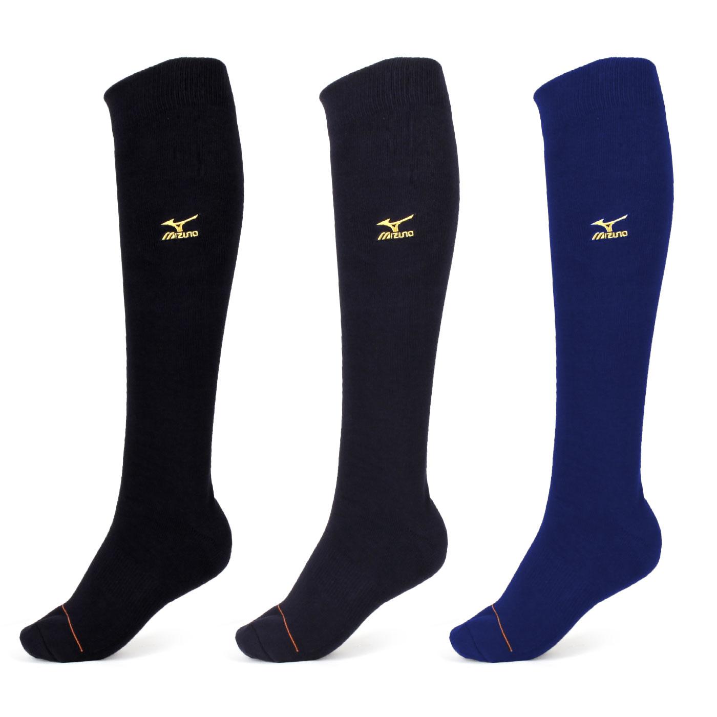 MIZUNO 男襪 (長統襪 襪子 長襪 棒球 壘球【98410371】≡排汗專家≡