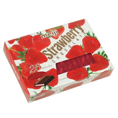 【Meiji明治】鋼琴巧克力26枚-牛奶 / 草莓 / 黑巧克力 チョコレート 3.18-4 / 7店休 暫停出貨 3