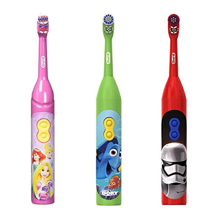 《★德國Oral-B》兒童電動牙刷 美國代購 平行輸入 溫媽媽