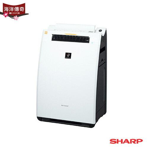 【海洋傳奇】【日本預購】SHARP 夏普 KI-WF75 加濕 空氣清淨機
