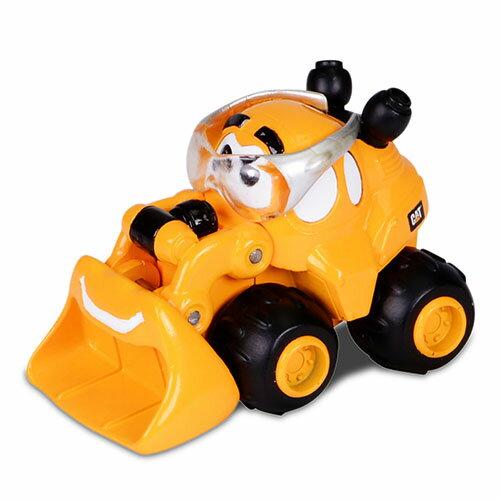 CAT 3吋可愛造型工程車-裝載機(小山貓)/ Wigglers/ 工程車/ 伯寶行