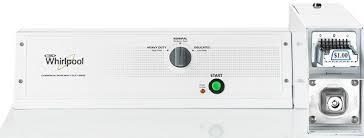 昇汶家電批發:Whirlpool 惠而浦 CEM2763BQ 商用投幣式烘乾機 12KG